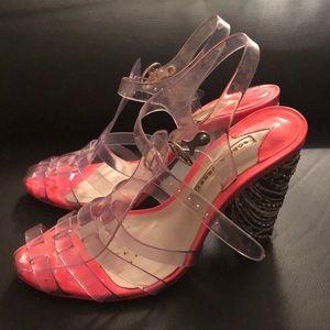 Sophia Webster Rosa Jelly Sandals